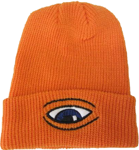 TM SECT EYE DOCK BEANIE ORANGE