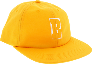 BAKER CAPITAL B HAT ADJ-GOLD