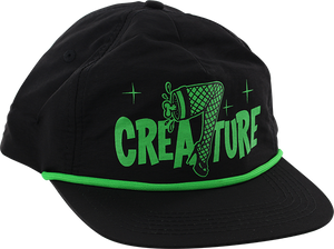 CREATURE BURLESQUE HAT ADJ-BLACK