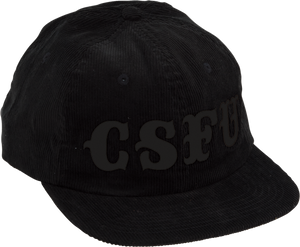 CREATURE CSFU SUPPORT CORD HAT ADJ-BLACK