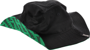 CREATURE SAFARI BOONIE HAT ADJ-BLACK