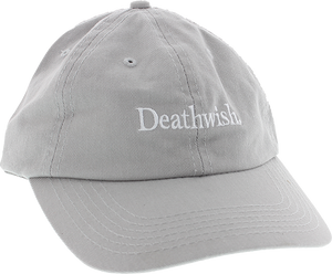 DEATHWISH TOO MUCH HAT ADJ-SILVER