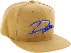 DGK SCROLL HAT ADJ-TAN