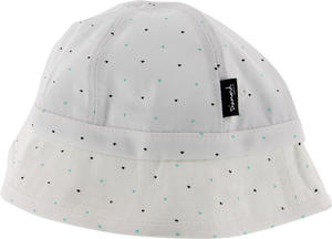 DIAMOND MICRO DIAMOND BUCKET HAT L/XL-WHITE