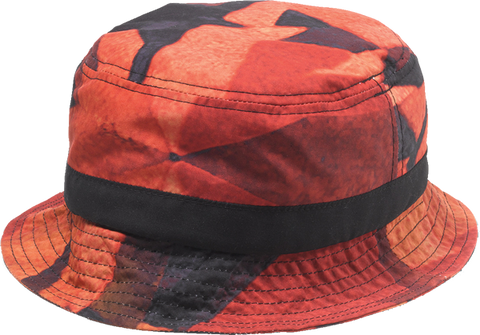 DIAMOND SIMPLICITY BUCKET HAT L/XL-RED