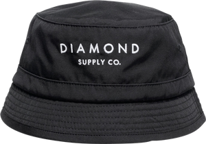 DIAMOND STONE CUT BUCKET HAT L/XL-BLACK