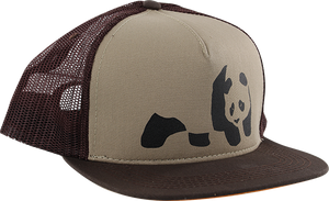 ENJOI PANDA HAT ADJ-BROWN