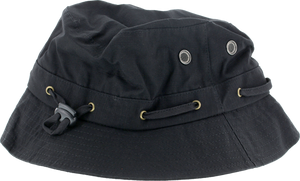 GRIZZLY BEAR TRAP BUCKET HAT BLACK