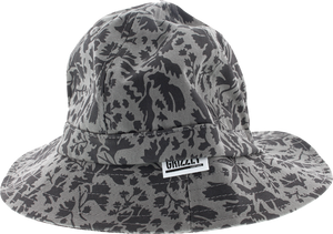GRIZZLY SPRINGFIELD CAMO BUCKET HAT S/M-GREY