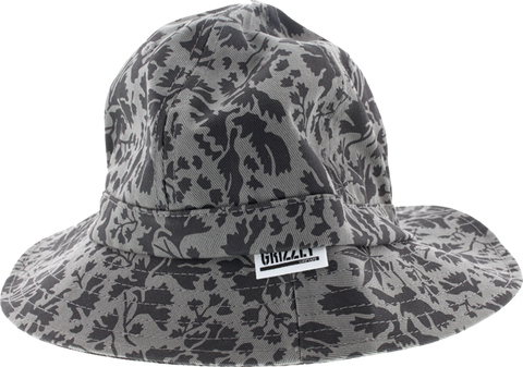 GRIZZLY SPRINGFIELD CAMO BUCKET HAT L/XL-GREY