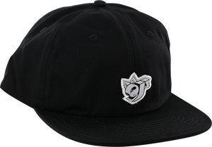 OJ WHEELS OJS OLDSCHOOL TONAL HAT ADJ-BLACK