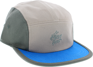 THE KILLING FLOOR COLORS VOLLEY HAT ADJ-OLIVE