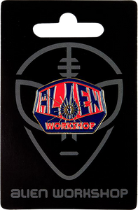 ALIEN WORKSHOP OG LOGO PIN