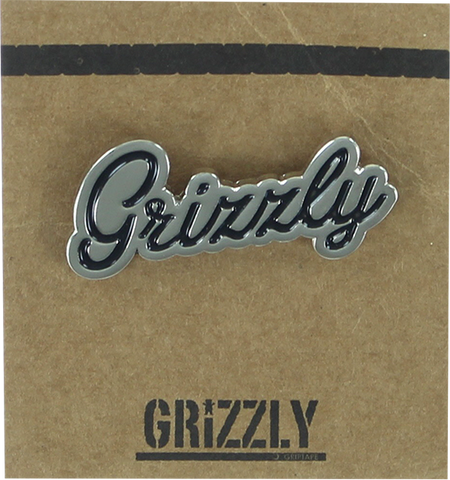 GRIZZLY GRIPTAPE SCRIPT PIN