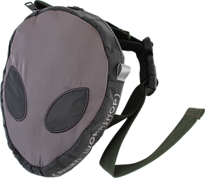 ALIEN WORKSHOP ALIEN HIP PACK GREY/BLK