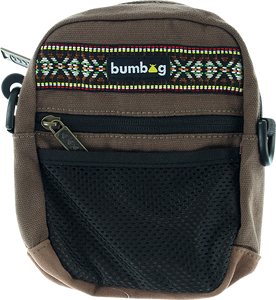 BUMBAG COMPACT EXPLORER BROWN
