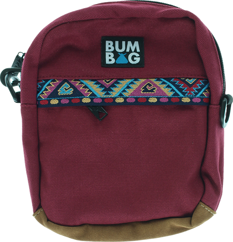BUMBAG COMPACT XL THORNBERRY RED