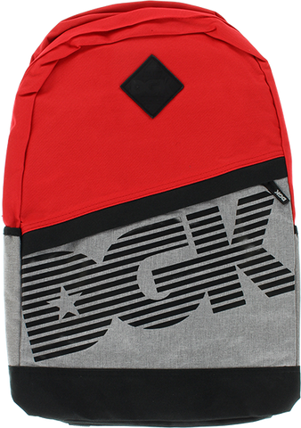 DGK DOWNTOWN BACKPACK RED