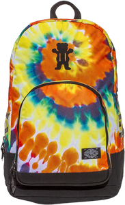 GRIZZLY TP01 BACKPACK TIE DYE