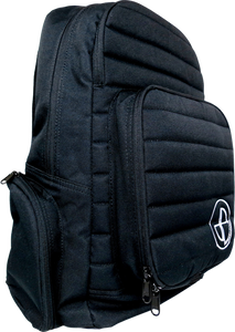 JAMMYPACK TECH BACKPACK BLACK