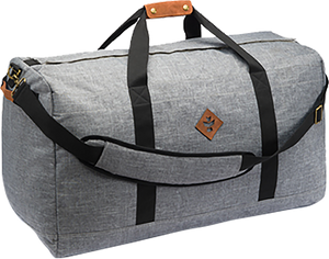 REVELRY CONTINENTAL DUFFLE 134L CROSSHATCH GREY