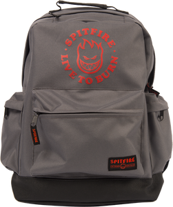 SPITFIRE LTB BIGHEAD BACKPACK GREY/RED/BLK