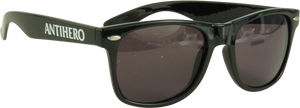 ANTI HERO LONG BLACK HERO SUNGLASSES BLK/WHT