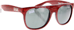 DGK PLAYA SHADES RED