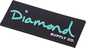 DIAMOND OG SCRIPT MAGNET BLK/DIAMOND BLUE