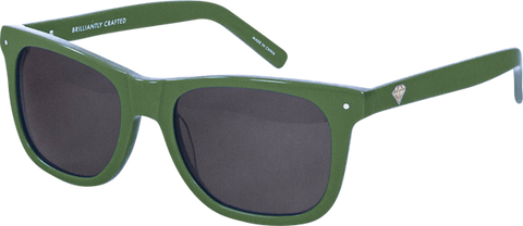 DIAMOND VERMONT SUNGLASSES ARMY GREEN