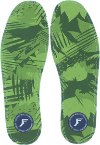 FOOTPRINT ULTRA LOW PROFILE KF GRN CAMO 10-10.5