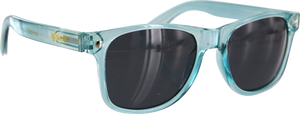 GLASSY LEONARD BLUE ICE SUNGLASSES