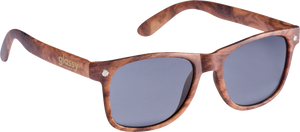 GLASSY LEONARD WOOD SUNGLASSES