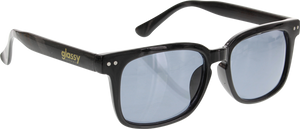 GLASSY LOX BLACK SUNGLASSES