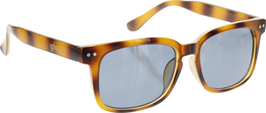 GLASSY LOX TORTOISE SUNGLASSES