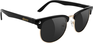 GLASSY SUNHATERS MORRISON BLK/GOLD SUNGLASSES
