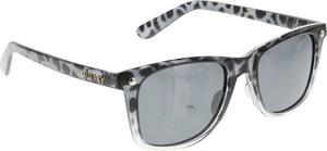GLASSY MIKE MO GREY TORTOISE SUNGLASSES polarized