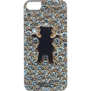GRIZZLY OG BEAR IPHONE5S CASE GOLD