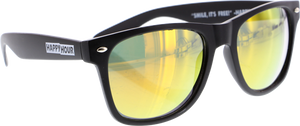HAPPY HOUR BLACKS BEACH BLK/SMOKE YEL SUNGLASSES