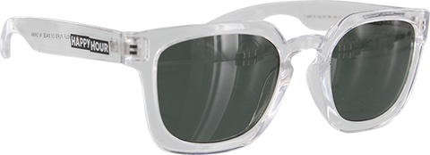HAPPY HOUR WOLF PUP SUNGLASSES CLEAR GLOSS G