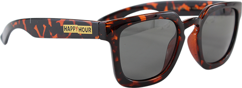 HAPPY HOUR WOLF PUP SUNGLASSES TORTOISE G15