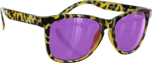 HAPPY HR MAMBA SUNGLASSES PICADILLY/PURPLE