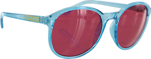 HAPPY HOUR MANHATTANS SUNGLASSES SPARKLE BLUE