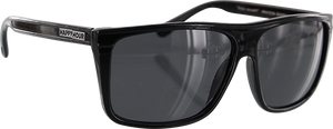 HAPPY HOUR BRAYDON CASINOS GLOSS BLK SUNGLASSES