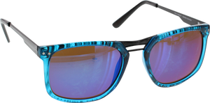 HAPPY HOUR BRAYDON KINGSTON BLU/BLK SUNGLASSES