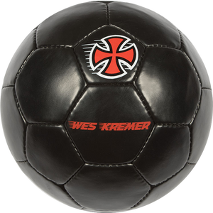 INDEPENDENT KREMER LTD SOCCER BALL BLACK