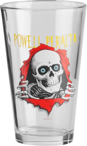PWL/P RIPPER PINT GLASS