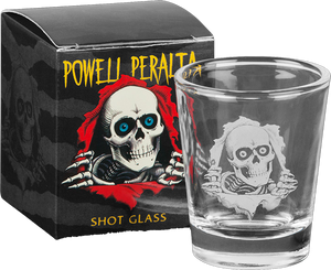 PWL/P RIPPER SHOT GLASS