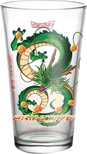PRIMITIVE SKATEBOARD DBZ SHENRON PINT GLASS