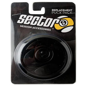 Sector 9 Pucks: Replacement Puck 2 pack